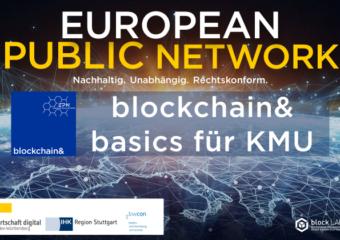 KMU mit Blockchain automatisieren und digitalisieren – EPN